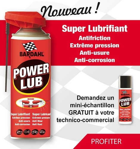 PowerLub - info