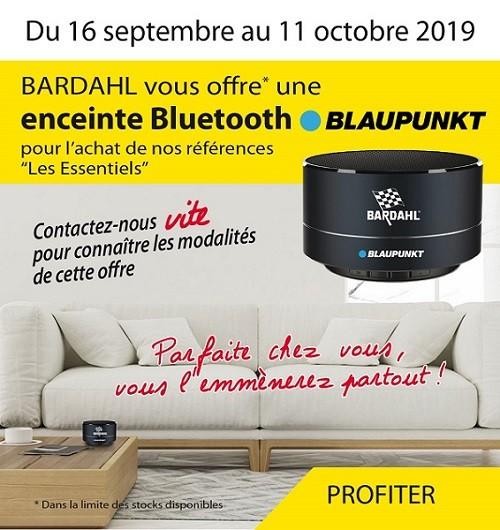 Septembre - Octobre 2019