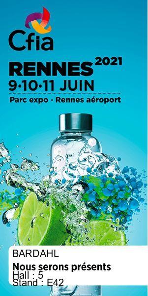 CFIA Rennes - 9 au 11 juin 2021