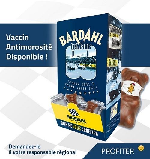 Vaccin antimorosité disponible !